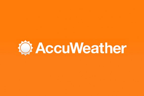 AccuWeather Icon 570x380