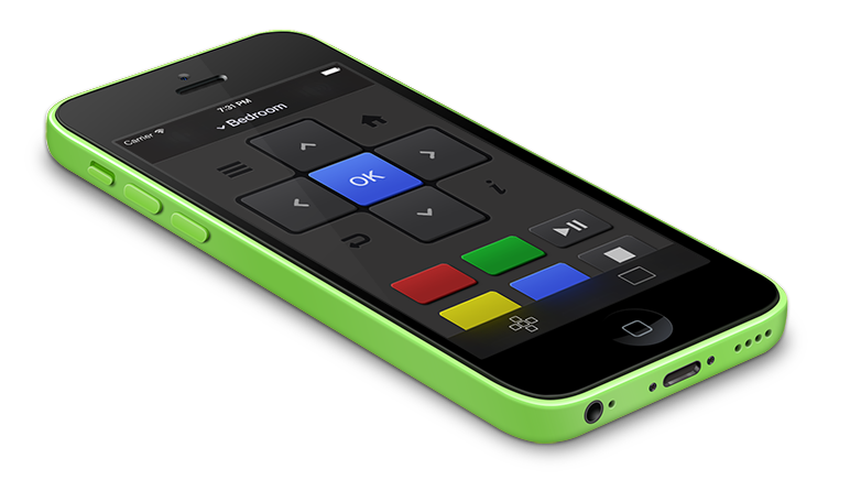 greenPhone inext remote